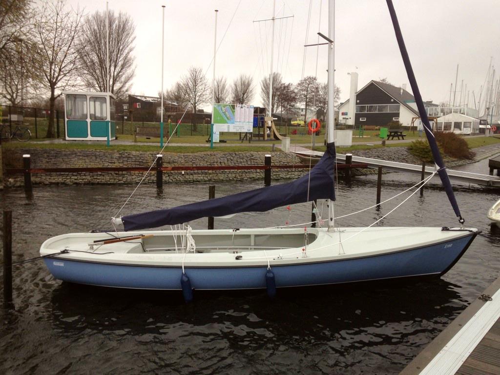 Huur Randmeer in Delta Marina haven in Kortgene