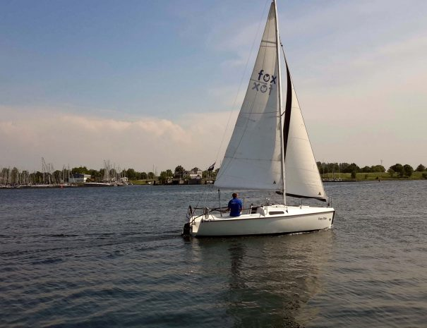 fox 22 zeilboot huren in zeeland 3