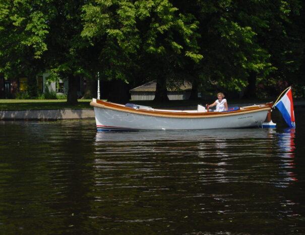 Makma Admiraal sloep bij Sloep&Meer